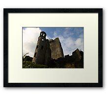 "Blarney Castle Ireland home of the ""Blarney Stone"" Framed Print"
