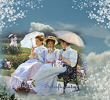 Victorian Ladies by swtcountry51