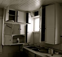Kitchen Cupboards by JVBurnett