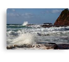 Kiama Beach #2 Canvas Print