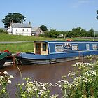 Brecon canal, Wales by Mike Warman