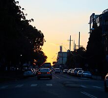 sunset strip by Jan Stead JEMproductions