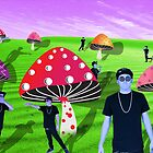 Shrooms by D P
