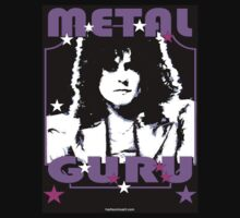 MARC BOLAN - 'METAL GURU' by Greg Hart