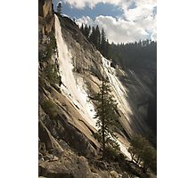 Nevada Falls, Yosemite Photographic Print