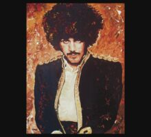 PHILIP LYNOTT - MILITARY MAN by Greg Hart