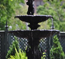 Fountain by nickelb