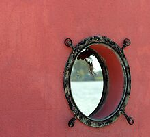 Porthole by Virginia N. Fred