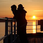 Watching the Sunset by dougie1