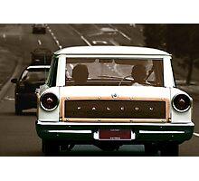 Sunday Driver Photographic Print