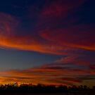 Weiwa Sunset by Michael Eyssens