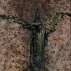 Crucifixion by Warwick Bullen