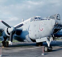 Avro Shackleton Mk.3 by Edward Denyer