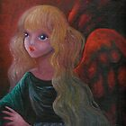 The Angel In Oils by AngelArtiste