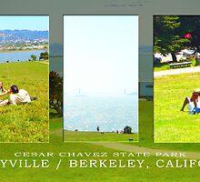 Berkeley Marina ~ Cesar Chavez State Park by rickCalifornia