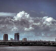 Ha Noi city by Danny Tran