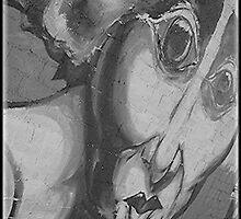 Graffitti lady by mrfink31