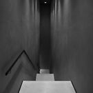 Stairs of the Kolumbia Museum - Peter Zumthor - Köln, Germany by Jetou