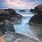 Hazard Rocks Twilight II by Andrew Stockwell