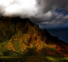 Napali Coast by Alex Stapleton