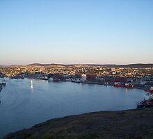 Harbour Sunrise by Glenn Esau