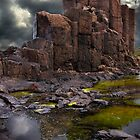 Bombo Rocks by Dianne English