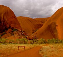 Central Australia by Louise Fahy