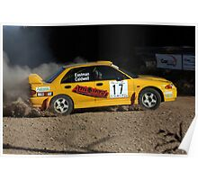 Bindo SS 2 - Rally of Lithgow Poster