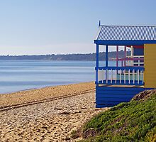 Mt Martha Beach Box by Kristina K