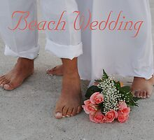 Beach Wedding by Peri