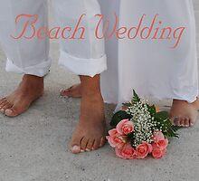 Beach Wedding by Peri
