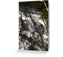 Deck Ball Greeting Card
