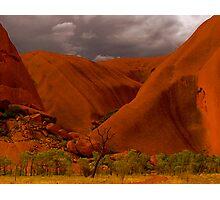 Uluru IV Photographic Print