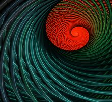 Riding the Fractal Wave by Lyle Hatch
