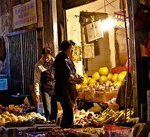 buying fruit by marcwellman2000