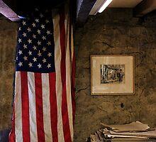 Baldwin's Flag by Polly Peacock