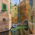 Summer Shade, Venice by Stephen Mitchell