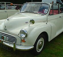Morris Minor by Paul Morley