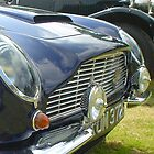 Classic Aston Martin by Paul Morley