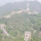 The Great Wall of  China by oluadams