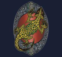 Lizard by Valerii Baryspolets