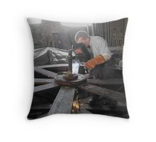 Focussed Throw Pillow