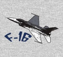 USAF - F16 Fighter by Jess Fleming