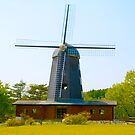 windmill by komashyaru