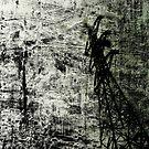 Dark Pylon, breath scratching the sky. by Lynne Haselden