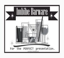 IMBIBE BARWARE by dragonindenver