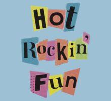 Hot Rockin' Fun Kids Clothes