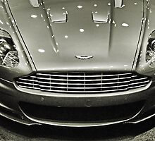 Aston-Martin 3 by Bob Wall