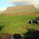 Benbulben mountain 4 by John Quinn