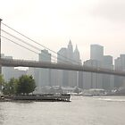 Brooklyn Bridge by Graham Ettridge